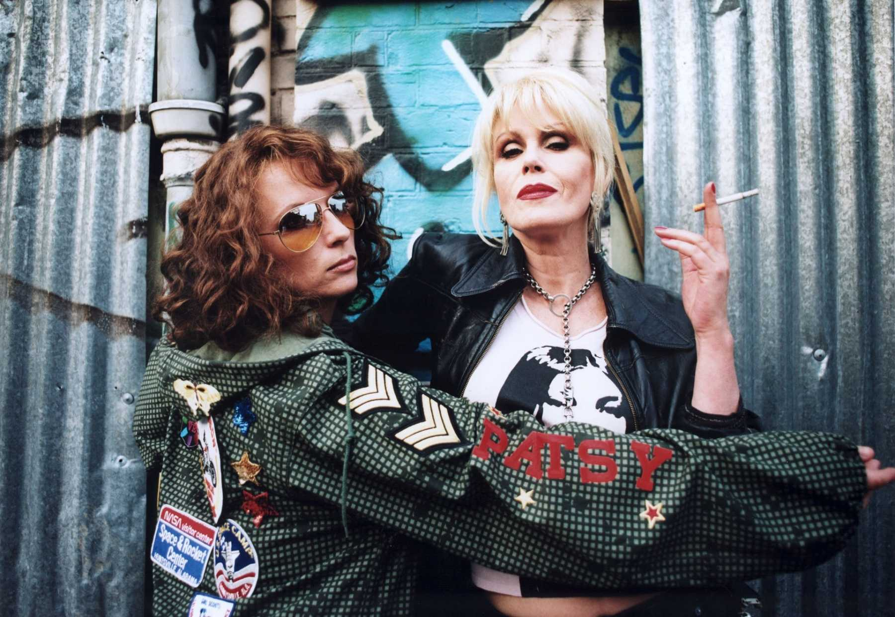 Jennifer Saunders Officially Writing Script For Absolutely Fabulous Film