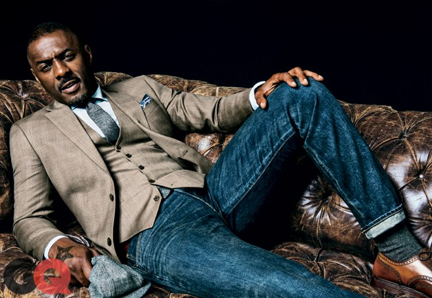 Idris Elba Shoots Down James Bond Rumors