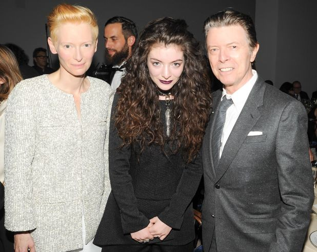 Lorde Discusses David Bowie And