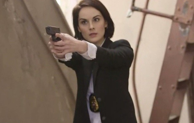 Downton Abbey's Michelle Dockery Spoofs Herself In New Funny Or Die Video