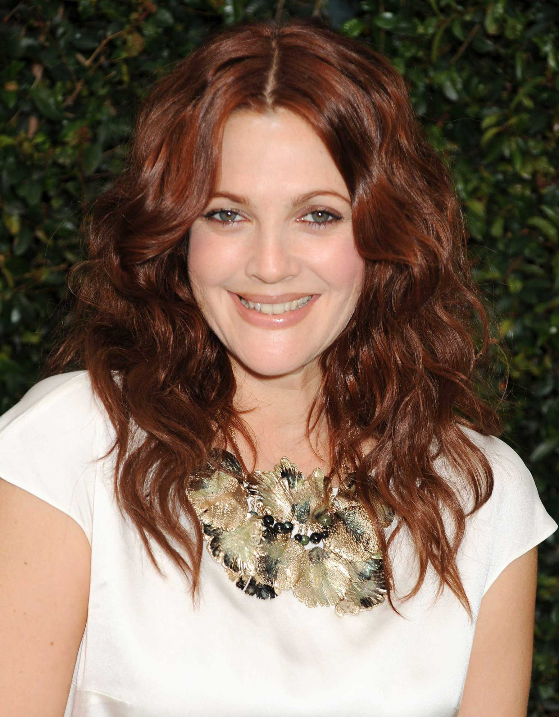 Drew Barrymore Relives Her Favorite Wedding Moments
