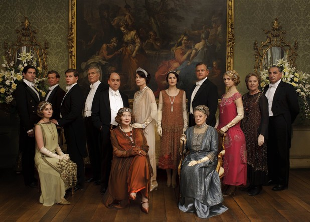 Downton Abbey May Not Open Its Doors For A Sixth Series