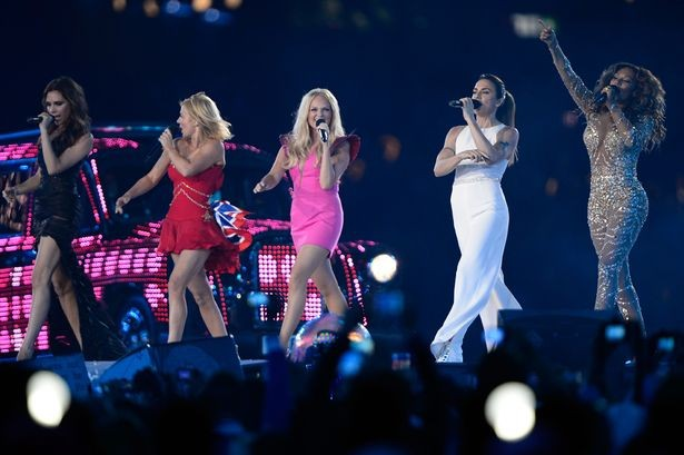 Are The Spice Girls Headed For A Sin City Reunion?