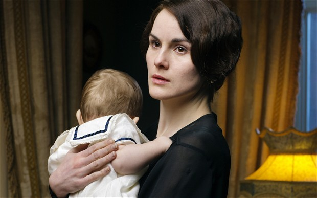 What Hurts The Most Is Being So Close: Lady Mary Struggles With Life In Downton Abbey Season Premiere