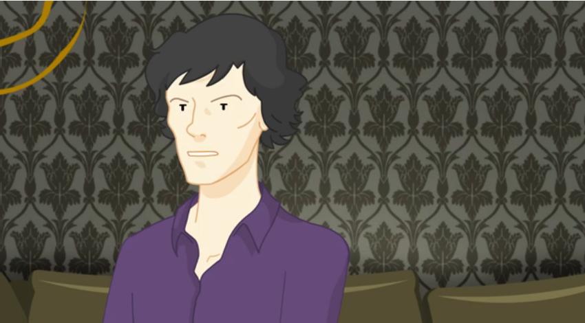Sherlock Spoils Everything...Except Sherlock