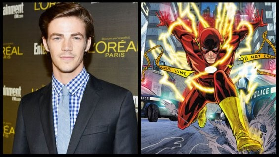 Lightning Strikes: Has Part Of The Flash Pilot Script Been Leaked?
