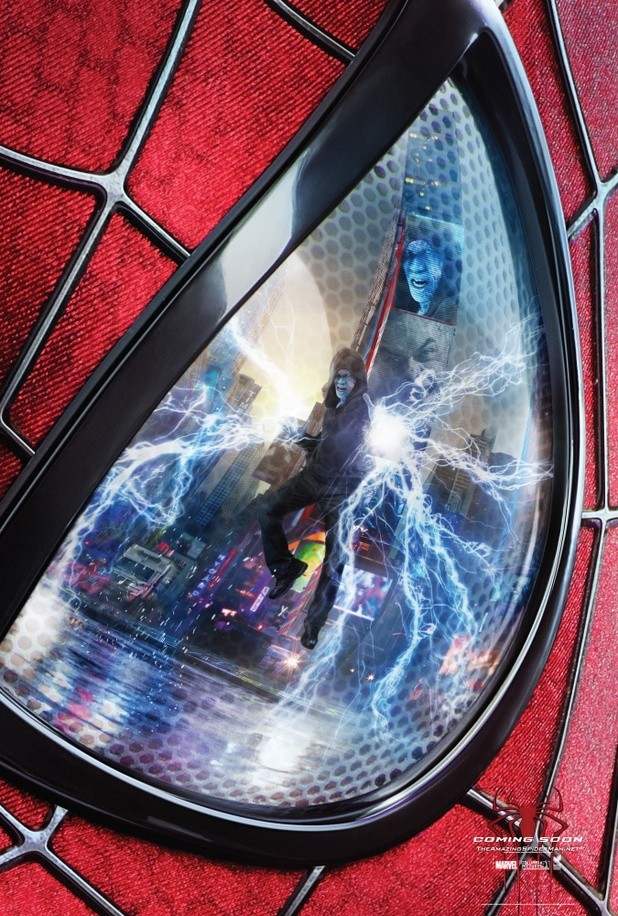 New International Poster For The Amazing Spider-Man 2 Revealed