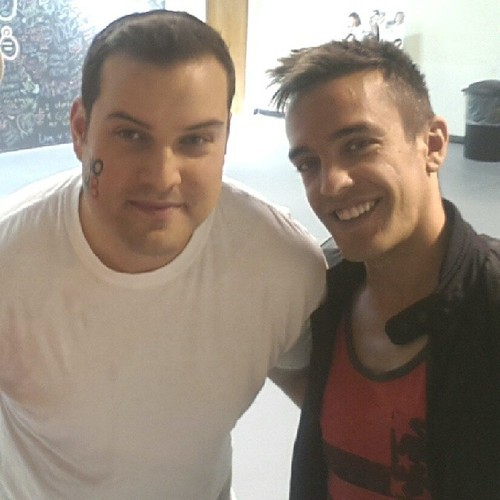 Glee's Max Adler Poses for NoH8 Campaign