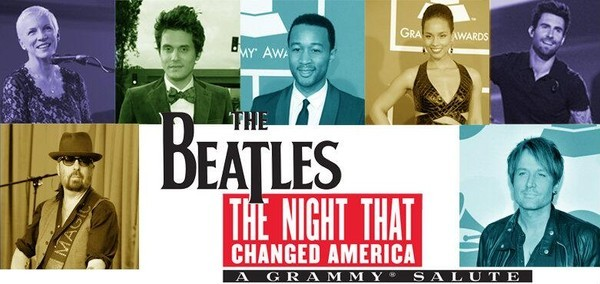 John Mayer, Maroon 5 To Perform On 'A Grammy Salute To The Beatles'