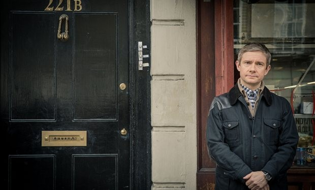 Martin Freeman Opens Up About His Watson To Mark Gatiss