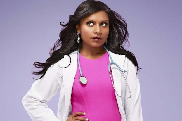 Mindy Gets Hot With Her Personal Trainer On This Week's Mindy Project