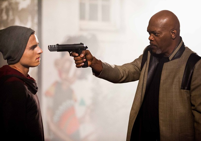 The First Trailer For Samuel L Jackson's Anime Adaptation Kite Has Been Released