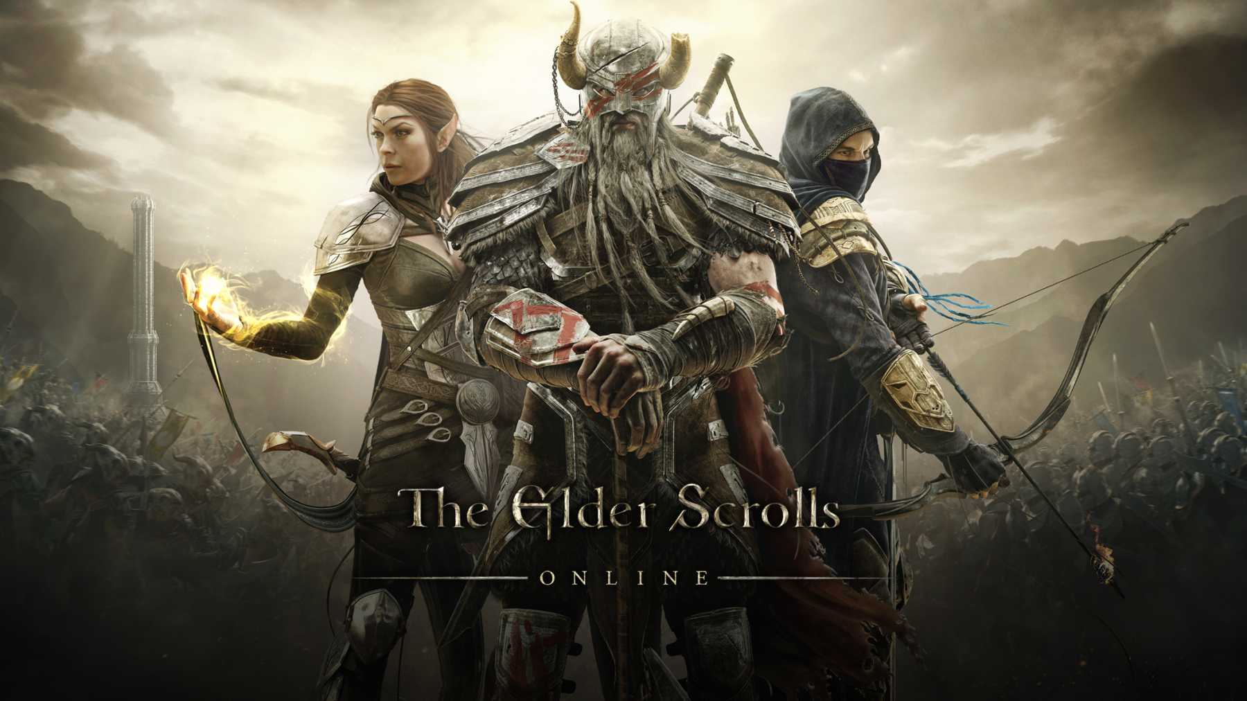 An Elder Scrolls Online Beta Key May Come Your Way