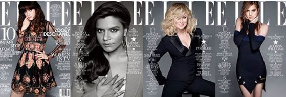 Mindy Kaling's Answer To Elle Cover Controversy Is Pretty Black And White