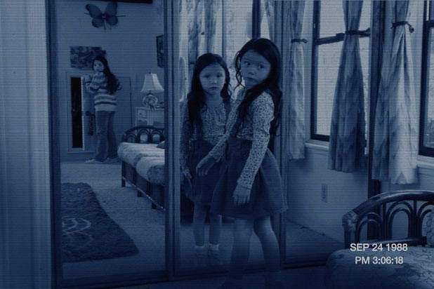 Paranormal Activity Creator Has The Franchise's End In His Sights