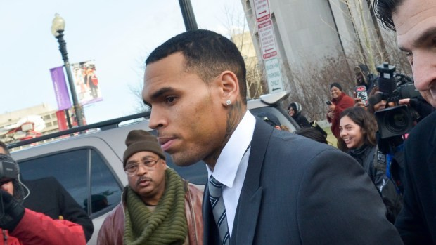 Chris Brown Rejects Plea Deal In Assault Case