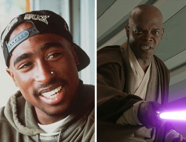 Tupac Was Considered For The Role Of Star Wars Jedi Master