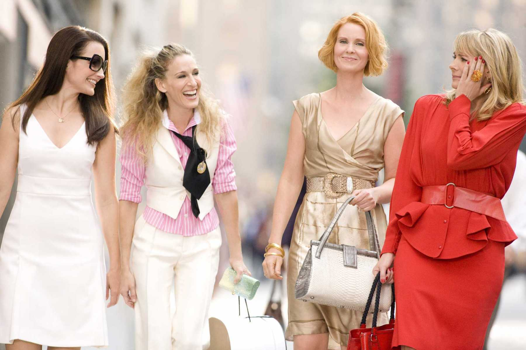 Sarah Jessica Parker Adds Fuel To Rumour Mill Of Sex And The City 3