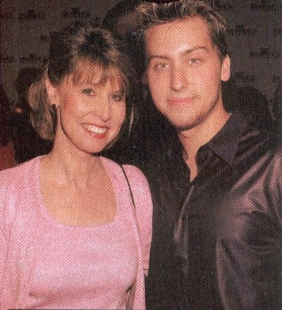Lance Bass' Mom Inspires With Her Words Of Acceptance And Unconditional Love