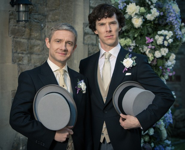 Steven Moffat Says That Sherlock Series Four And Five Are Already
