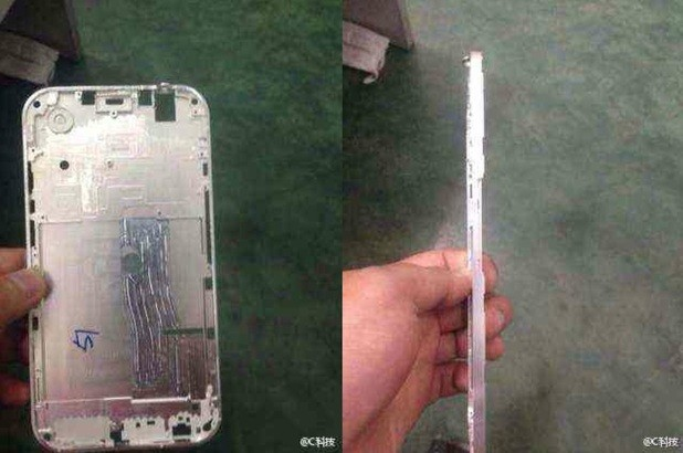Is This The First Look At An iPhone 6?