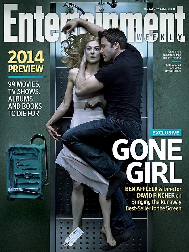 Writer Gillian Flynn Explains Why She Rewrote Gone Girl Ending For Film