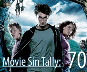 Cinema Sins Informs Us Of What's Wrong In Harry Potter And The Prisoner Of Azkaban
