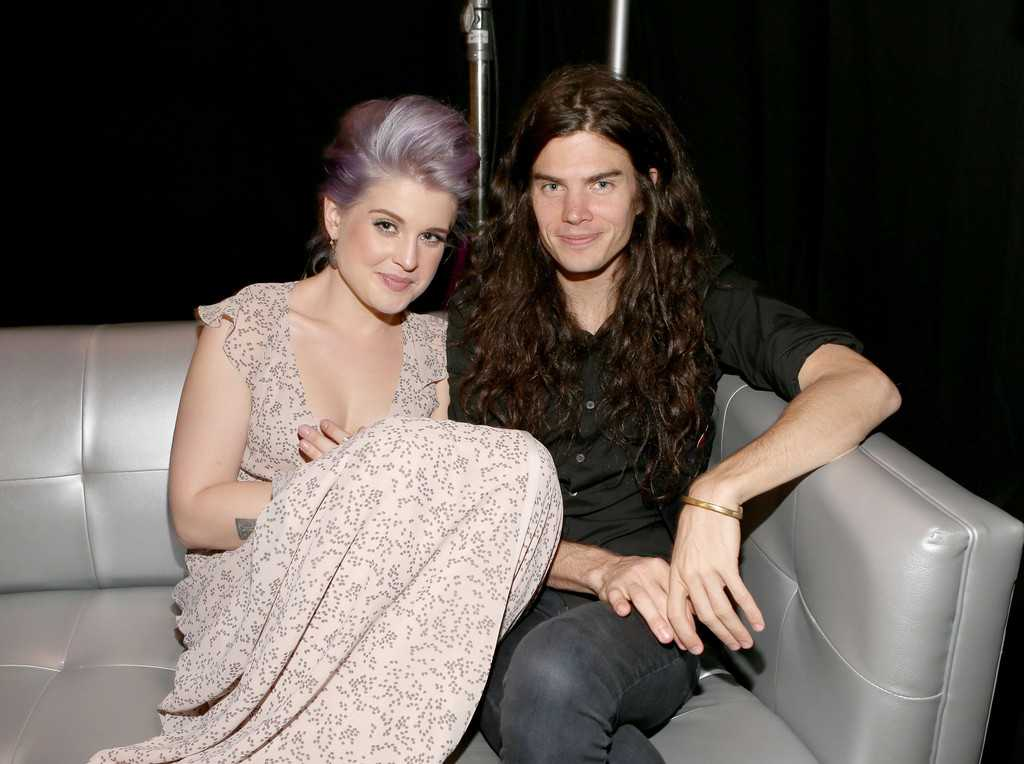 Kelly Osbourne And Matthew Mosshart End Their Two Year Relationship