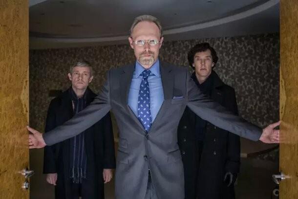 Sherlockians Beware: Moffat Reveals Charles Augustus Magnussen Is 'Utterly Terrifying.'
