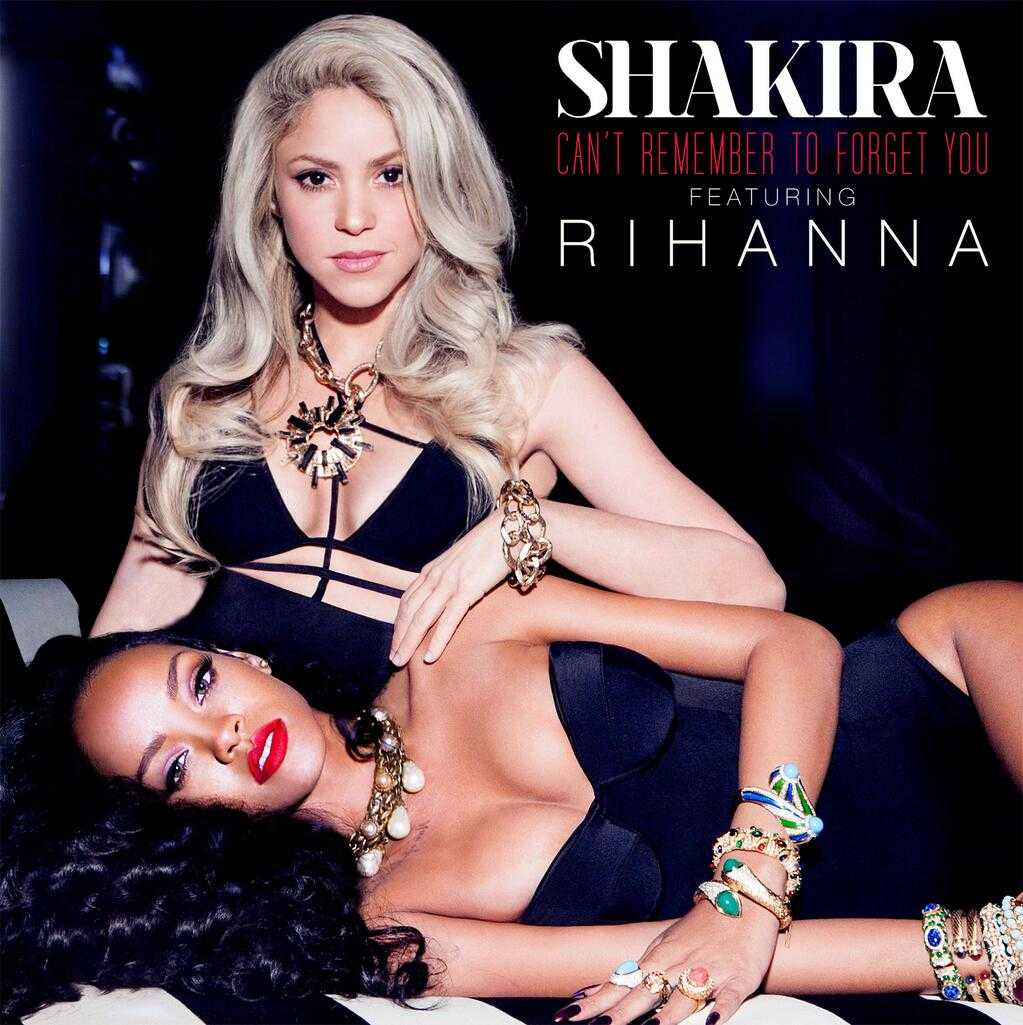 Shakira And Rihanna Get Their Collab On In Cover Art For New Single