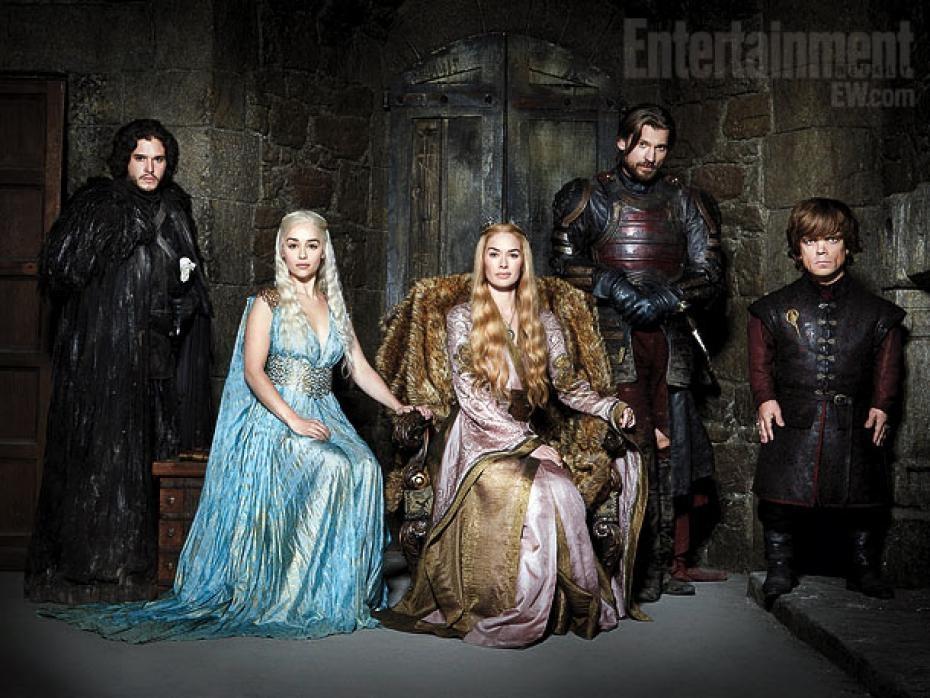 The Trailer Is Coming: HBO Releases 5 Sneak Peeks of Game of Thrones Season 4 Trailer