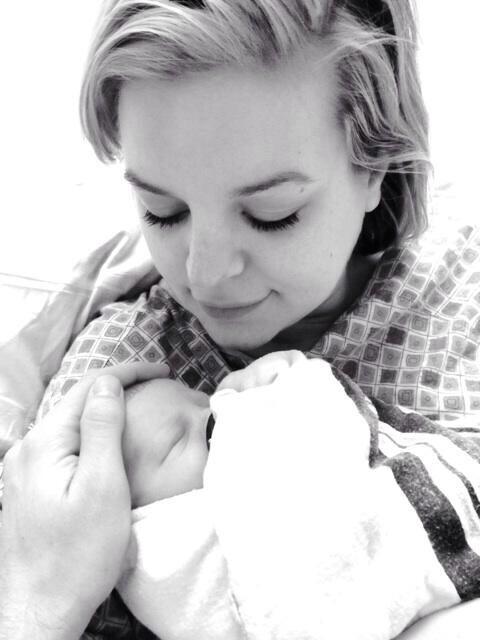 Zedus Lapedus! Meet Kirsten Storms' New Daughter Harper Rose