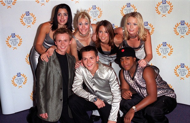 S Club 7 Members Take To Twitter Fueling More Rumors Of A Possible Reunion