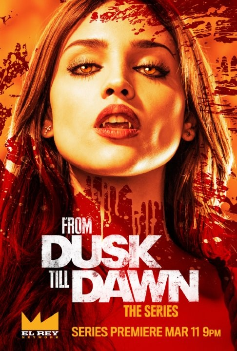 From Dusk Till Dawn: The Series New Poster And Premiere Date Revealed
