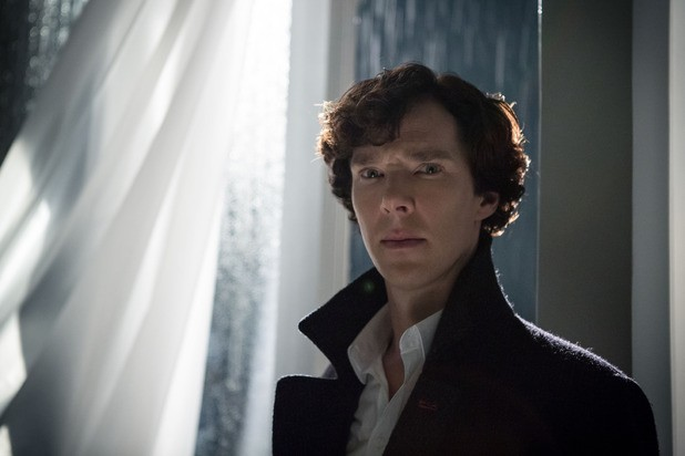 Steven Moffat Talks Sherlock Series Three Finale