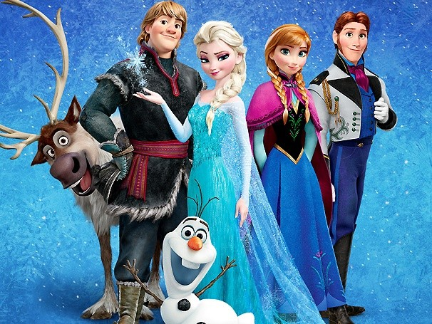 Disney's Hit Movie-Musical Frozen Is Heading To Broadway
