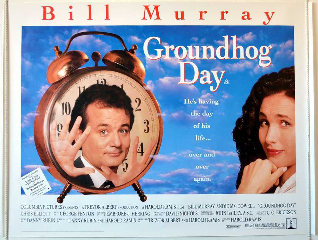 Bill Murray's Groundhog Day To Get The Musical Treatment From Tim Minchin