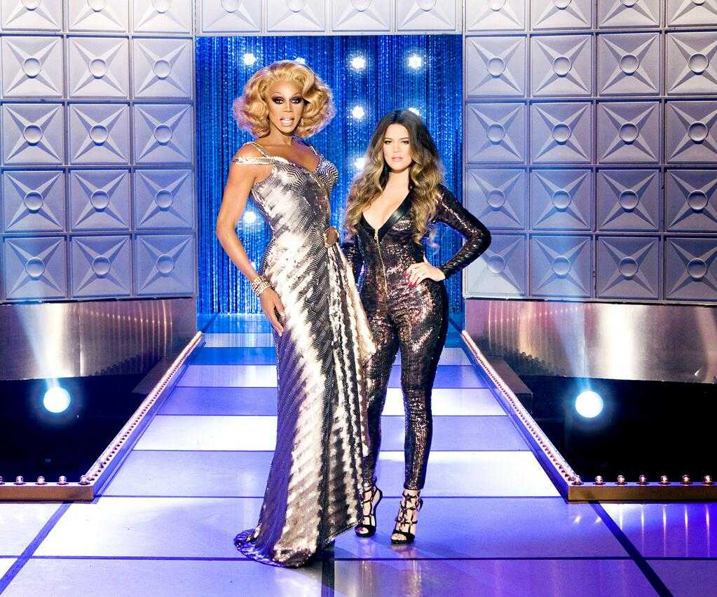 Khloe Kardashian Joins RuPaul For Drag Race Season Six
