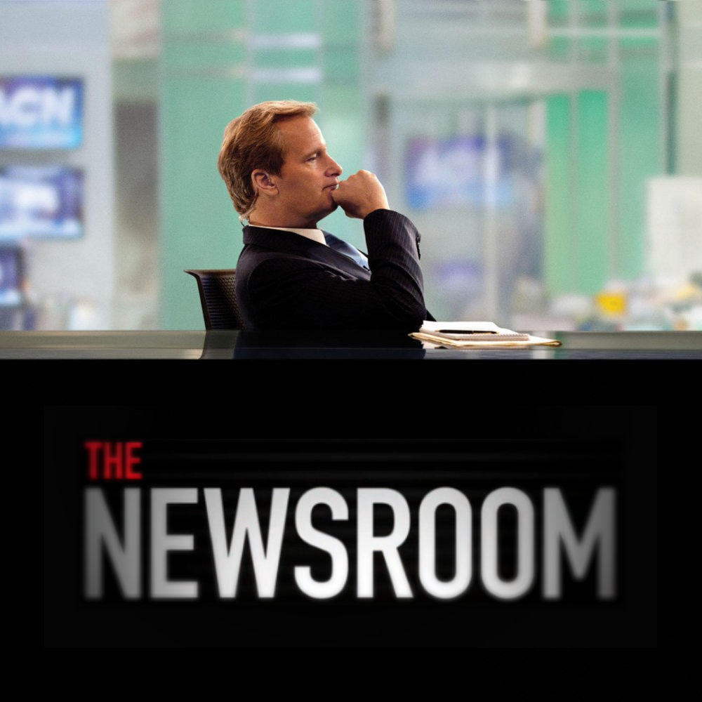 The Newsroom Has Been Signed On For Its Third And Final Season