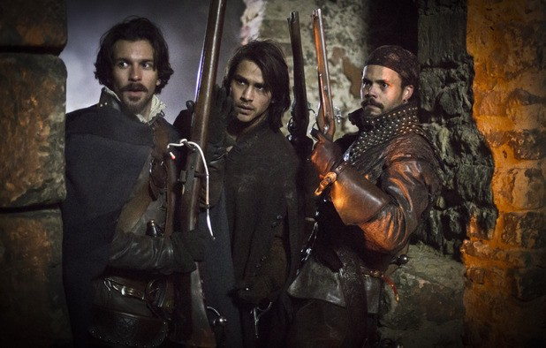 Here Come The Musketeers: BBC Release New Photos Ahead Of Premiere