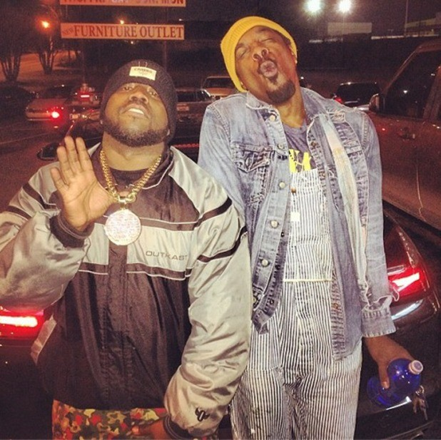 OutKast Announces 40 Date Tour