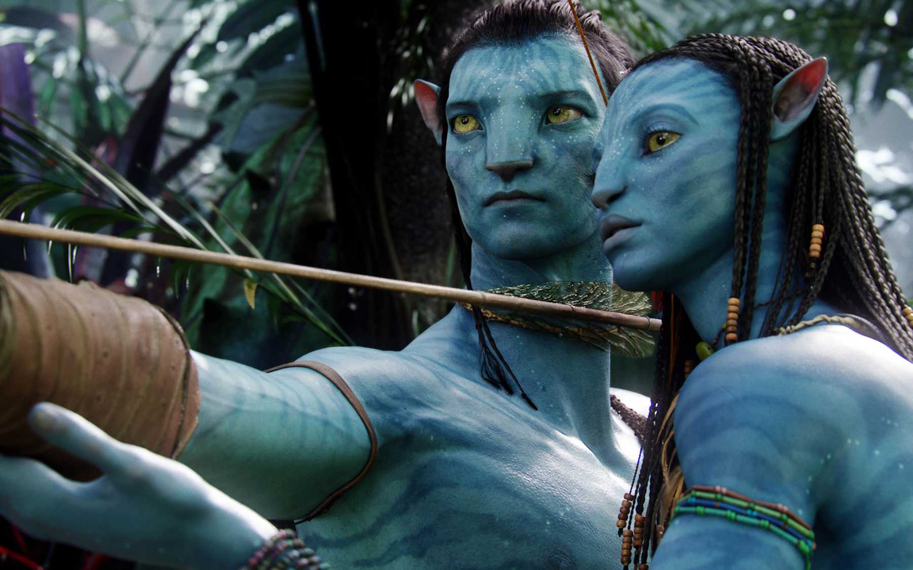 Zoë Saldana And Sam Worthington Have Signed On For Three Avatar Sequels