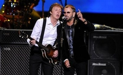 Beatles Reuniting, Sir Paul McCartney And Ringo Starr Set To Perform At The Grammys