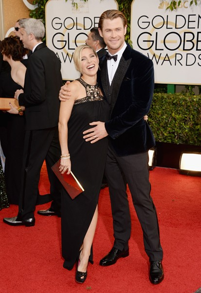 Chris Hemsworth And Elsa Pataky Expecting A Double Bundle Of Joy