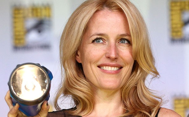 Gillian Anderson To Return To Sci-Fi As She Announces Publication Of Her First Novel