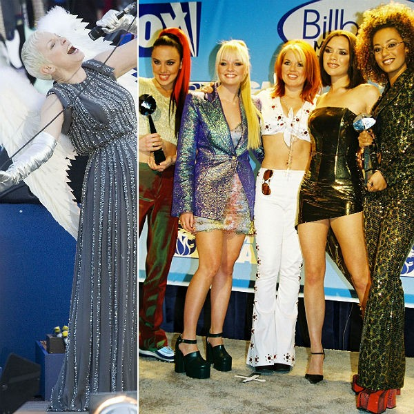 Spice Up Your Life: Spice Girls Shaped By Musician Annie Lennox