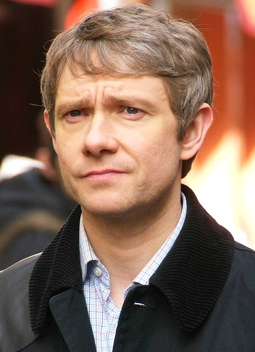 And So It Begins: Martin Freeman Doesn't Know When Sherlock Is Coming Back