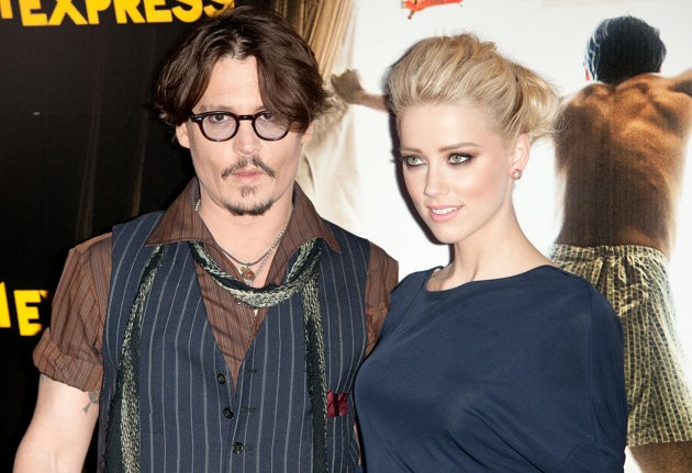 Are They Or Aren't They? Engagement Rumours Continue To Surround Johnny Depp And Amber Heard