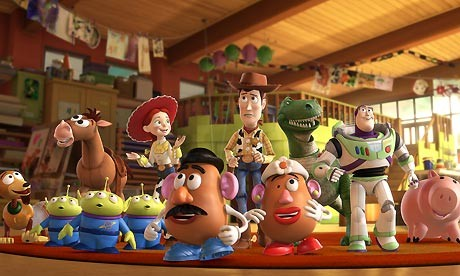 Joy To The World: The Toy Story Gang Are Returning For A Christmas Special