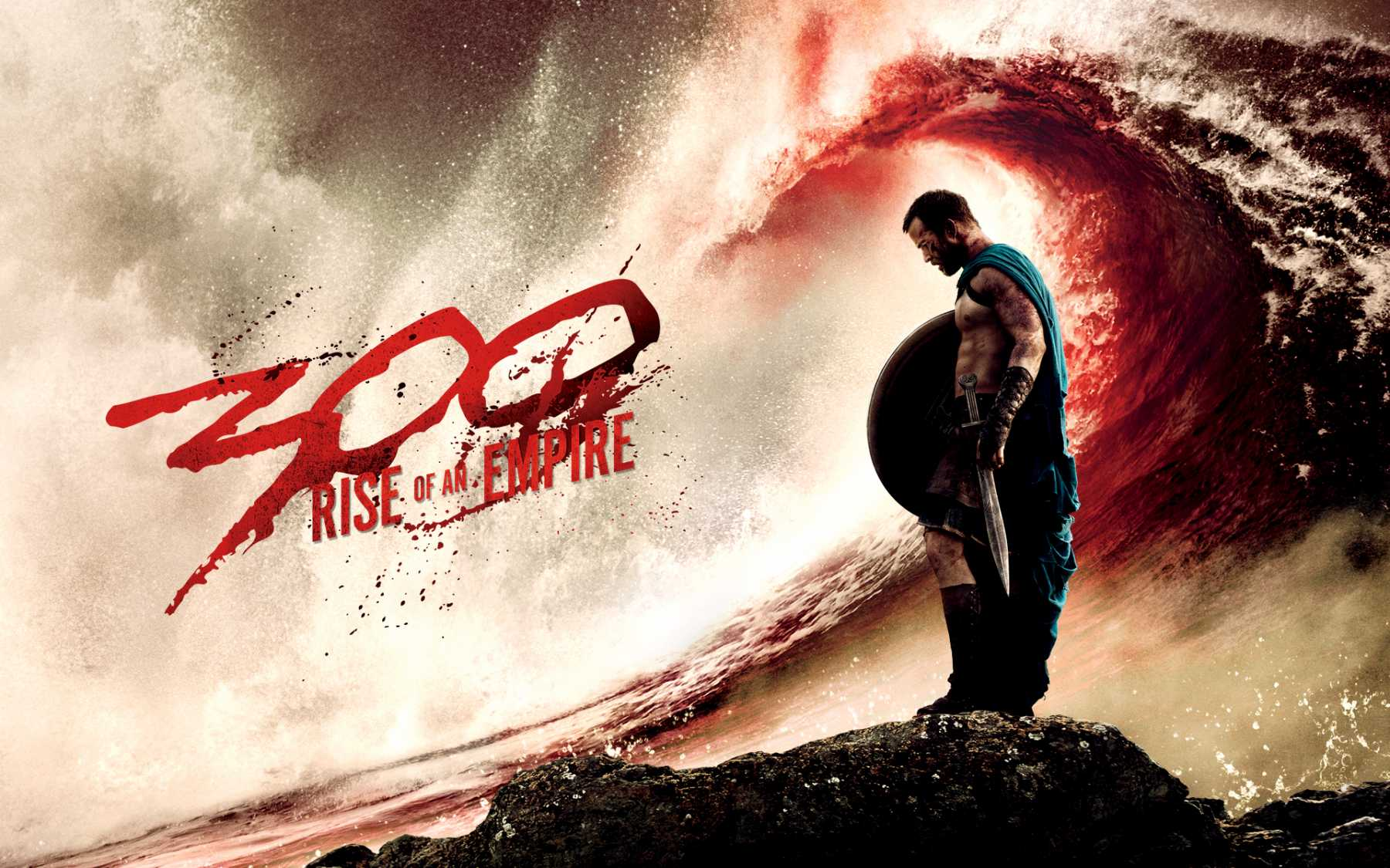 New 300: Rise Of An Empire Posters Revealed